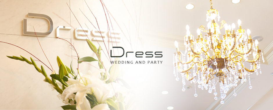Dress WEDDING AND PARTY